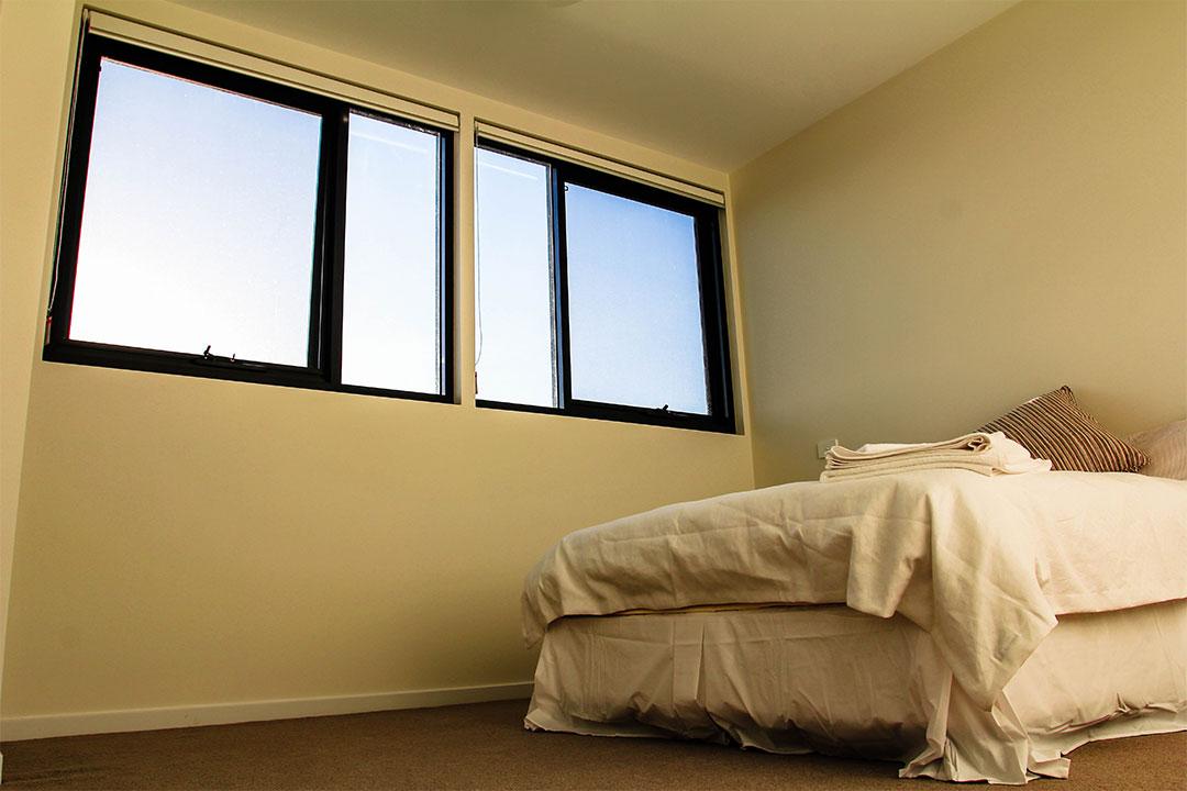 76mm fixed frame window